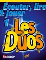 Ecouter Lire et Jouer - Les duos Volume 1 - 2 Saxophones - laflutedepan.com