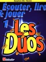 Ecouter Lire et Jouer - Les duos Volume 1 - 2 Saxophones laflutedepan.com