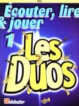 Ecouter Lire et Jouer - Les duos Volume 1 - 2 Cors laflutedepan.com