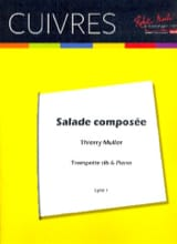 Thierry Muller - Mixed salad - Sheet Music - di-arezzo.co.uk