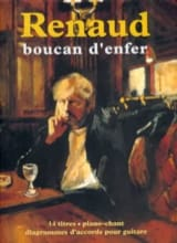 RENAUD - Boucan D 'Enfer - 15 tracks - Sheet Music - di-arezzo.com