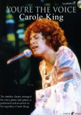 Carole King - You're The Voice - Partition - di-arezzo.fr