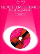 Guest Spot - New Film Themes Playalong For Violon laflutedepan.com