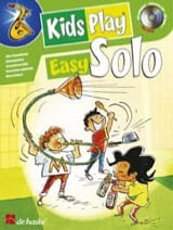 Kids Play Easy Solo Gorp Fons Van Partition Saxophone - laflutedepan