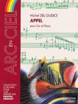 Appel Michel Del Giudice Partition Cor - laflutedepan