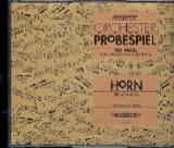 - CD Orchester Probespiel - Horn - Sheet Music - di-arezzo.com