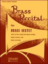 Brass Recital - Baryton Fa Partition laflutedepan.com