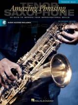 Amazing Phrasing Dennis Taylor Partition Saxophone - laflutedepan
