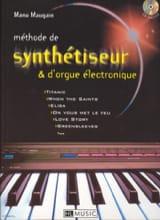 Méthode de synthétiseur & d'orgue électronique laflutedepan.com