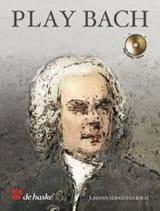 Play Bach BACH Partition Trombone - laflutedepan.com