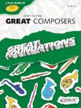 Great Composers Partition Trompette - laflutedepan.com