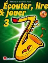 Ecouter Lire et Jouer - Méthode Volume 3 - Saxophone - laflutedepan.com