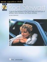 Rod Stewart - Guitar Signature Licks - Partition - di-arezzo.fr