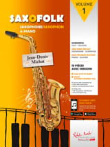- Saxofolk Volume 1 - Sheet Music - di-arezzo.co.uk