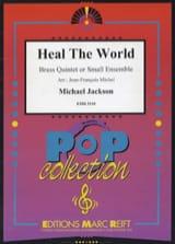 Heal The World Michael Jackson Partition laflutedepan.com