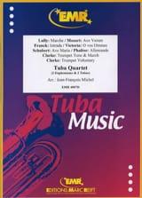 Tuba Quartet Partition Tuba - laflutedepan.com