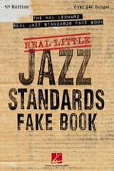 - Real Little Jazz Standards Fake Book - Partition - di-arezzo.fr