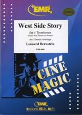 West Side Story Leonard Bernstein Partition laflutedepan.com