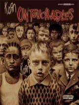 Korn - Untouchables - Sheet Music - di-arezzo.co.uk