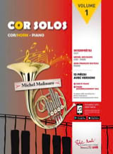 - Cor solos volume 1 - Partition - di-arezzo.ch