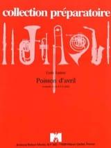Emile Lesieur - Poisson D' Avril - Partition - di-arezzo.fr