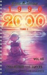 Collection 110 succès volume 7 tome 2 1990-2000 laflutedepan.com