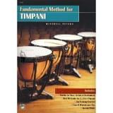 Fundamental Method For Timpani - Mitchell Peters - laflutedepan.com