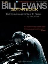 The Bill Evans Guitar Book Bill Evans Partition laflutedepan.com