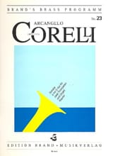 CORELLI - Sonata En Do Majeur - Partition - di-arezzo.fr