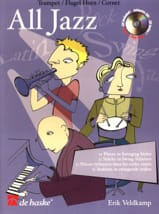 All Jazz Erik Veldkamp Partition Trompette - laflutedepan.com