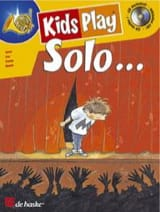 Kids Play Solo Partition Cor - laflutedepan.com