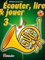 Ecouter Lire et Jouer - Méthode Volume 3 - Cor laflutedepan.com