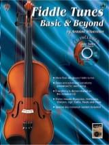 Fiddle Tunes Basic & Beyond - Antoine Silverman - laflutedepan.com