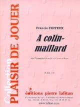 Francis Coiteux - A Colin-Maillard - Sheet Music - di-arezzo.com