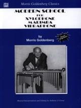 Modern School For Xylophone, Marimba, Vibraphone laflutedepan.com