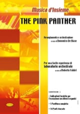 Henry Mancini - The Pink Panther La Panthère Rose - Partition - di-arezzo.fr