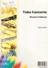 Maurice Faillenot - Tuba Concerto - Sheet Music - di-arezzo.com