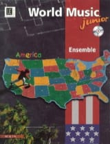 World Music America Ensemble Junior Partition laflutedepan.com
