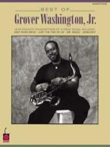 Best Of Jr. Grover Washington, Partition Saxophone - laflutedepan.com