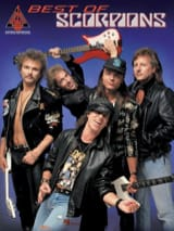 Best Of Scorpions Scorpions Partition Pop / Rock - laflutedepan