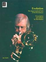 Evolution - The Improvisation Style Bob Brookmeyer laflutedepan.com