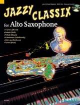 Jazzy Classix For Alto Saxophone Partition laflutedepan.com