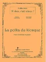 La Polka du Kiosque Marchand C. / Soldano J.C. laflutedepan.com