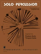 Pauken / Timpani Suite - Siegfried Fink - Partition - laflutedepan.com