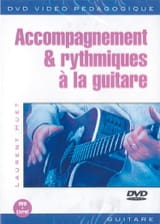 Laurent Huet - DVD - Accompaniment - rhythmic guitar - Sheet Music - di-arezzo.com