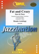Dennis Armitage - Fat - Crazy - Sheet Music - di-arezzo.com
