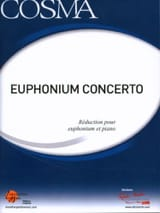Euphonium Concerto Vladimir Cosma Partition Tuba - laflutedepan.com