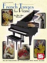 French Tangos For Piano - Partition - laflutedepan.com