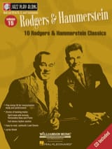 Jazz play-along volume 15 - Rodgers & Hammerstein laflutedepan.com