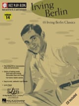 Jazz play-along volume 14 - Irving Berling laflutedepan.com